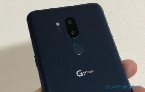 LG G7 ThinQ climbs only one step higher on the DxOMark ladder
