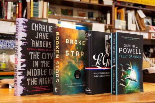 10 new science fiction and fantasy books to check out this February