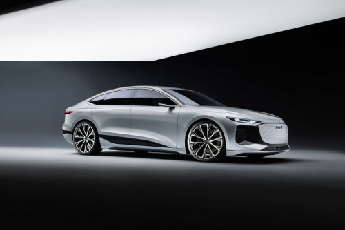 Audi A6 e-tron concept showcases future Audi design, but it's the platform that's important
