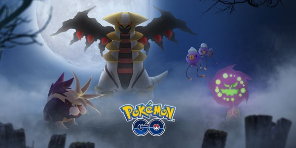 Pokemon Go Halloween Event Announced with New Ghosts