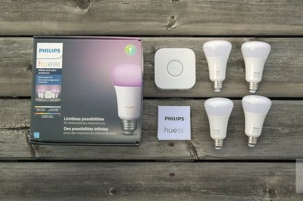 Shop early Black Friday deals on Philips Hue products from Amazon, today only