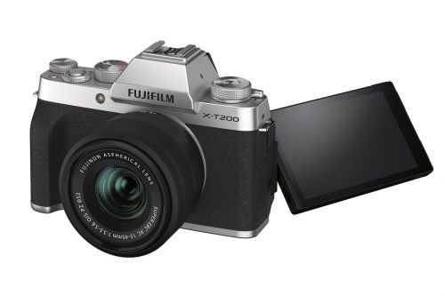 Fujifilm announces X-T200 camera with better video and a new tilting screen