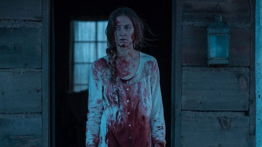 Trailer For an Old West Horror Thriller Called THE WIND