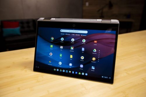 HP Chromebook x360 14 G1 review: A giant, powerful convertible that most people don't need
