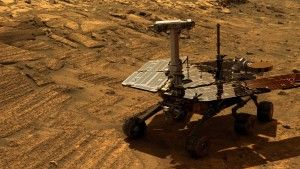 The Martian Dust Storm Is Clearing, but Opportunity Remains Silent