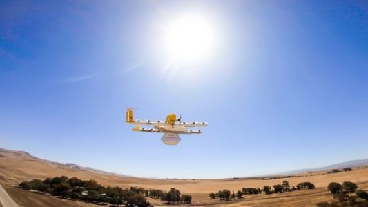 Google Wing Drone Deliveries Coming Soon to Virginia Suburb