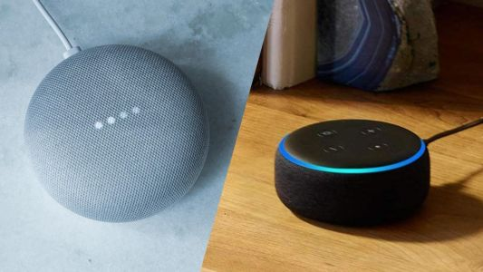 Smart speaker showdown: get two Echo Dot or Google Home Mini speakers for £59