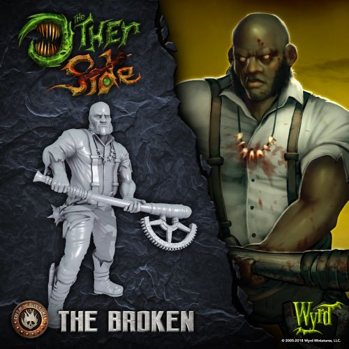 Wyrd Previews The Broken For The Other Side