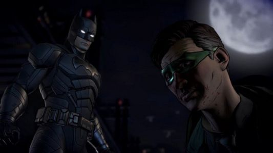BATMAN: THE ENEMY WITHIN Heads To The Switch In October