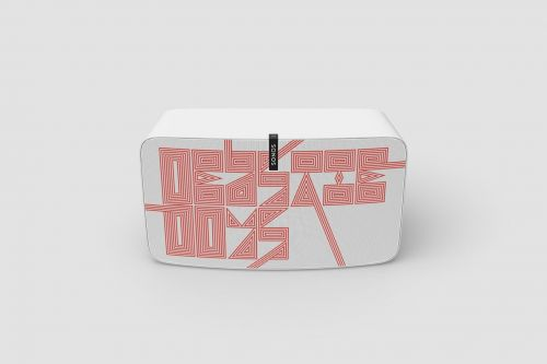 Sonos is releasing a Beastie Boys edition of its Play:5 speaker