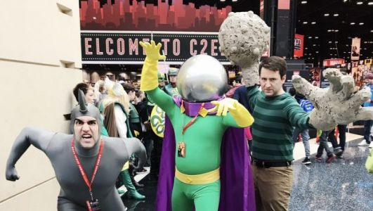 Cosplay Gallery: C2E2 2018, Part 2