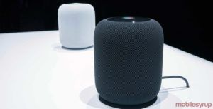It's still unclear when Apple's $349 HomePod will launch in Canada