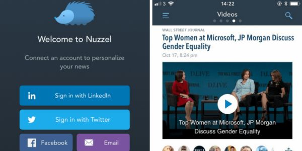 Nuzzel introduces LinkedIn integration and new video feed