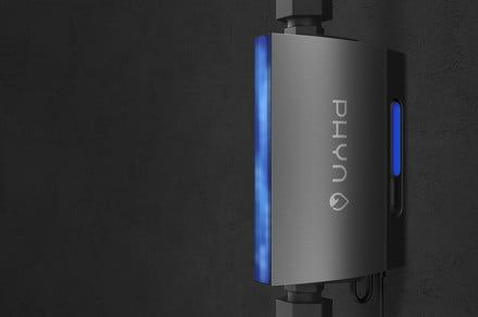 Phyn Plus promises to be the smartest water-monitoring system on the market