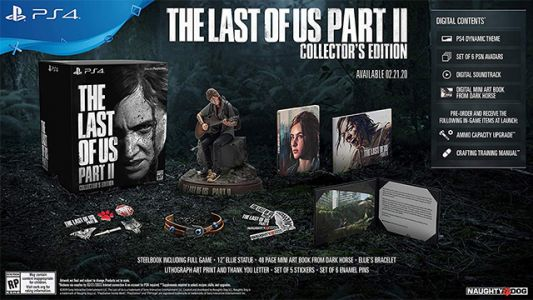 Daily Deals: Last of Us 2 Collector's Edition Preorder, The Legend of Zelda Manga, RTX 2080 Ti and More