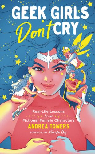 Keyleth Stands Among Leia, Buffy, and Batgirl in GEEK GIRLS DON'T CRY