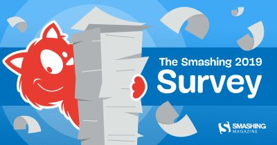 The Smashing Survey: Join In!