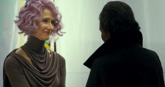 New Image of Laura Dern Gives Us Another Look at Her Character from THE LAST JEDI