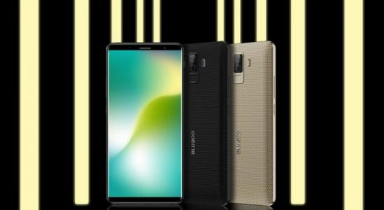 Unboxing and teardown video for the new BLUBOO S3 released