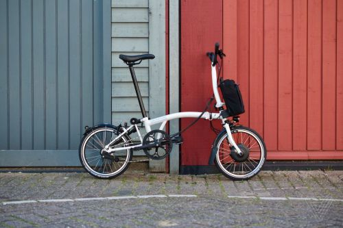 Brompton electric bikes recalled by US government over unexpected acceleration bug