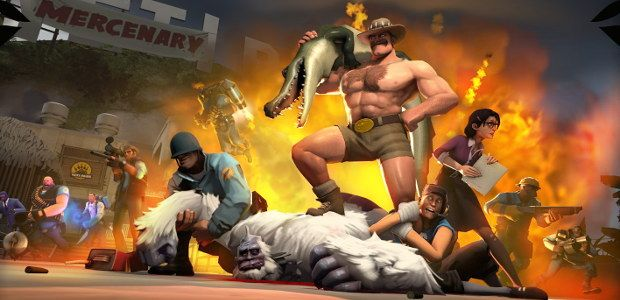 Team Fortress 2 Jungle Inferno update brings new short
