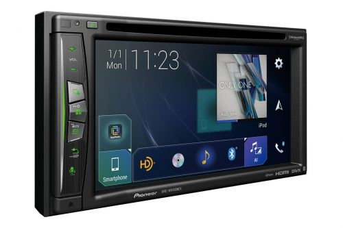 Pioneer debuts three new wireless CarPlay systems