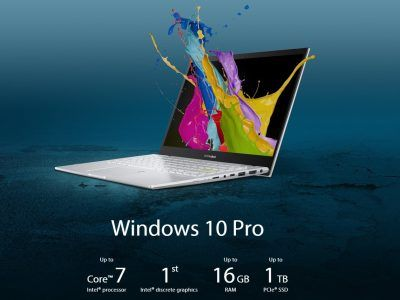 Is this the first laptop with Intel DG1 discrete graphics?
