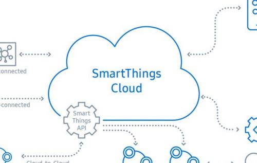 SmartThings Cloud:  This is Samsung's big IoT cleanup