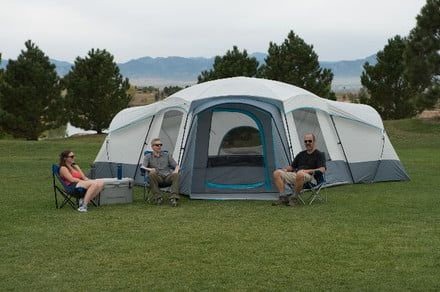 Camping this summer? Walmart cuts price of Ozark Trail Cabin Tent to $120