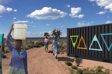 Meet the $1.5m Xprize winner that makes artificial clouds in shipping containers