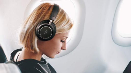 Guarantee yourself peace of mind for less than $60 with these noise-cancelling headphones