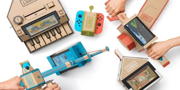 Nintendo Labo Creators Contest Winners Include A Solar Powered Switch Accordion