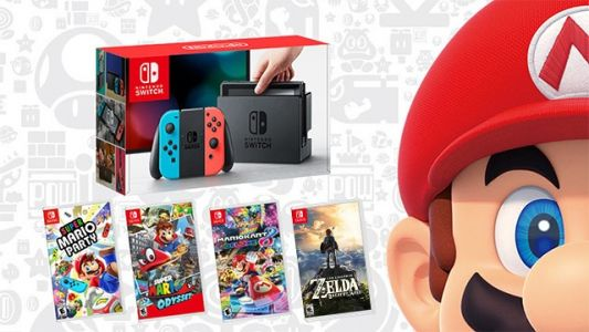 Daily Deals: The Best Prime Day Nintendo Switch Bundle Lives On, 49