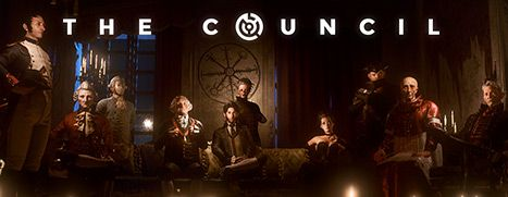 Now Available on Steam - The Council