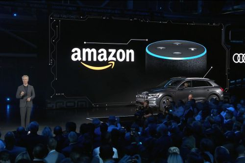 Audi E-tron is getting full Alexa integration to bolster its high-tech credentials