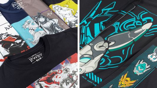 Crunchyroll Loves Launches Rooster Teeth Collection for GEN:LOCK and RWBY Fans