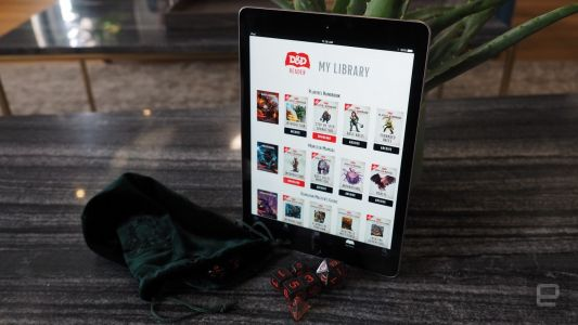D&D Reader app brings paper reference books to your tablet