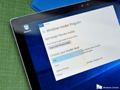 Windows 10 build 16184 for PC and 15208 for Mobile now rolling out for Insiders
