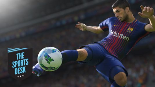 The Sports Desk - This Isn't The End Of Pro Evolution Soccer
