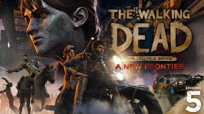The Walking Dead: A New Frontier Finale Coming May 30