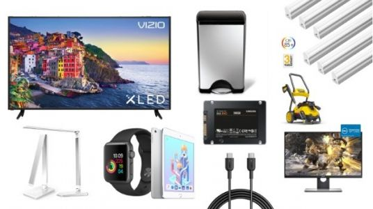 Geek Memorial Day Deals: iPad Mini 4 for $300, Apple Watch for $149, and more