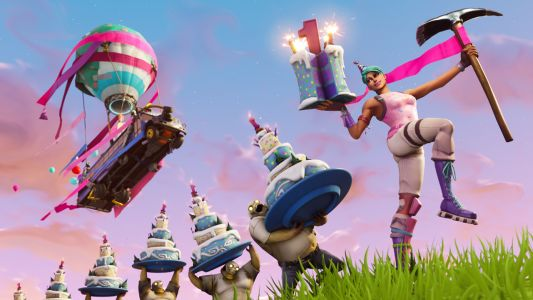 Fortnite Birthday Celebration Offers Bonus Rewards And Challenges
