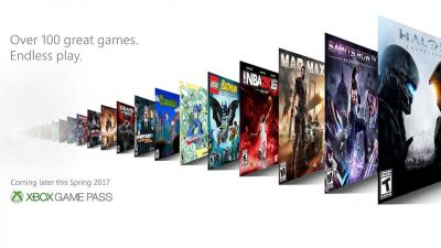 Xbox Game Pass launches in June with a free trial