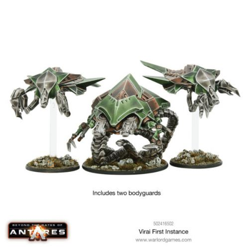 New Virai Available For Beyond the Gates of Antares