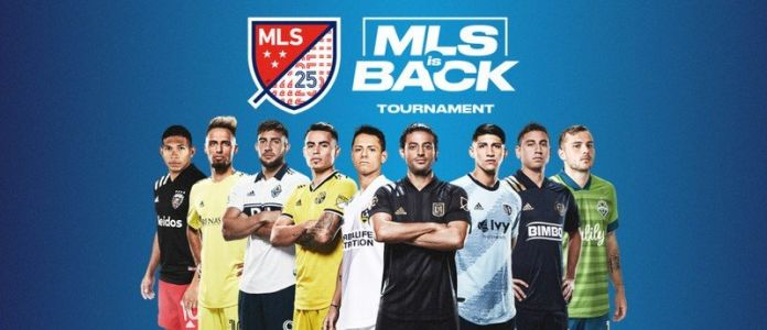 How to watch the MLS is Back Tournament online from anywhere