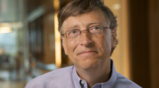 Bill Gates regrets Ctrl+Alt+Delete, offers better solution