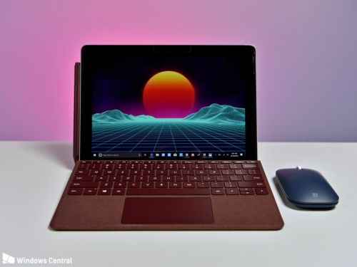 How to factory reset Microsoft's Surface Go