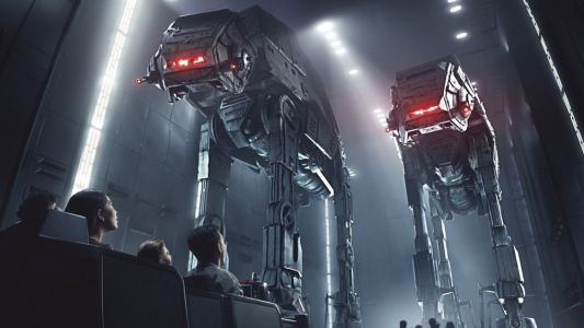 Poster and Opening Date Announced For Disney World's STAR WARS: RISE OF THE RESISTANCE Attraction