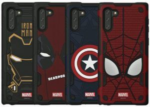 Marvel Smart Covers for Samsung Galaxy Note 10 have leaked