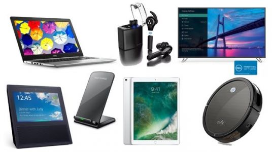 Geek Deals Roundup: $150 Off 128GB iPad Pro 4G, $15 Fast Qi Wireless Charger, and more